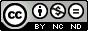 Attribuzione - Non commerciale - Non opere derivate 3.0 (CC BY-NC-ND 3.0)